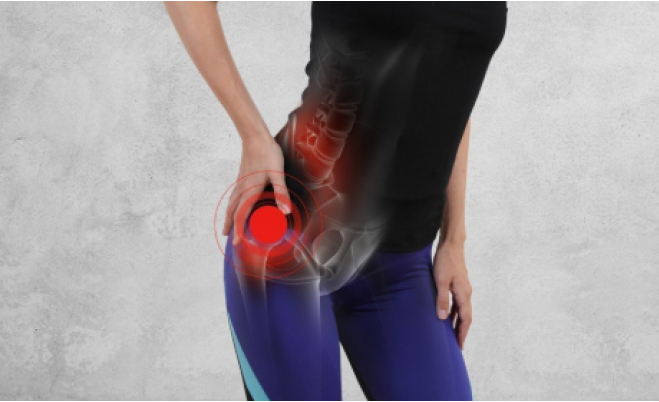 Síndrome piramidal, ciática y dolor de espalda