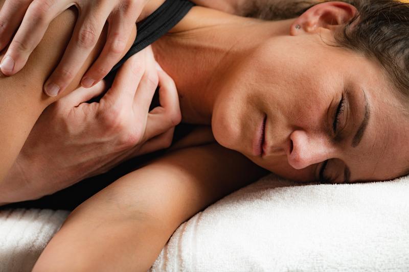 54-El tratamiento para la capsulitis de hombro con la quiropráctica